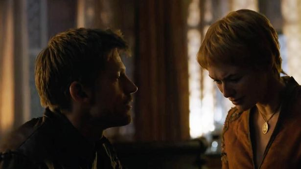 GOTS6 Ep1 Cersei and Jaime